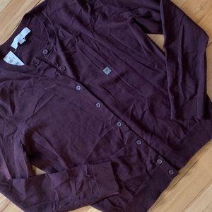 NWT Loft Purple Cardigan (SEE DESC)- MP